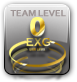 gas Legends hat Team Level 0 von maximal Team Level 3