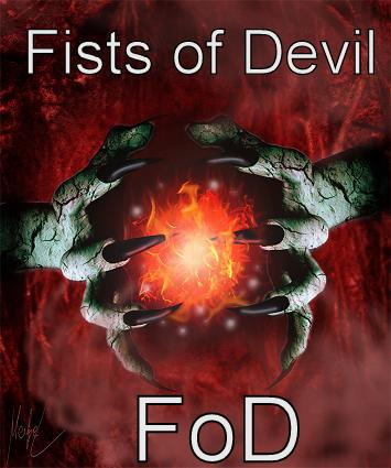 Fists of Devil Logo