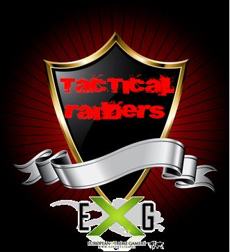 T4cTicaL Raid3rs Logo